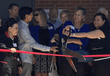 Roosevelt Health Center Ribbon Cutting Ceremony