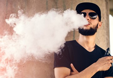 Think Vaping and E-Cigarettes are Safer Than Tobacco? Think Again.