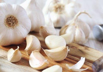 Kick Your Cold With Garlic Oxymel