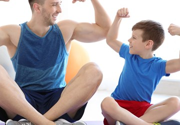 SCNM Alumnus Helps Busy Fathers Stay Healthy