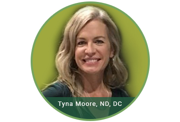 Tyna Moore, ND, DC